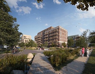 Planning application submitted for regeneration of key Hillingdon site